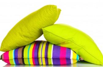 Грибки в подушках